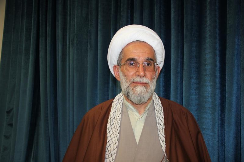 حجت الاسلام علی عباسی - مدیر حوزه علمیه قزوین