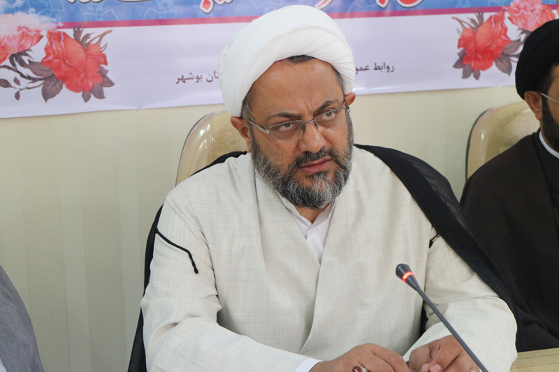 حجتالاسلام سروستانی - بوشهر