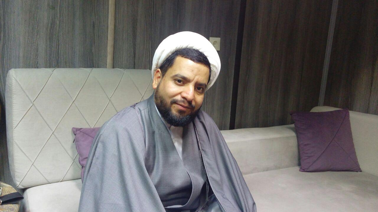 حجت الاسلام  حسین مرادی دولت آبادی
