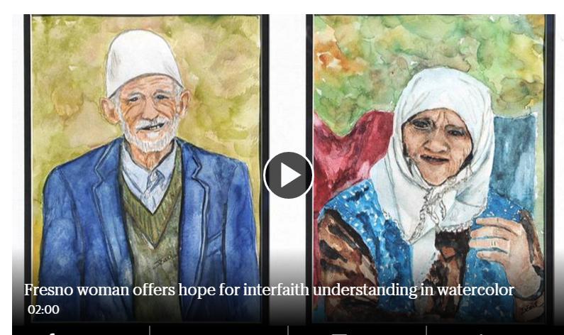 نمایشگاه آبرنگ کوروش اصلانی در هنرهای معاصر اصفهان