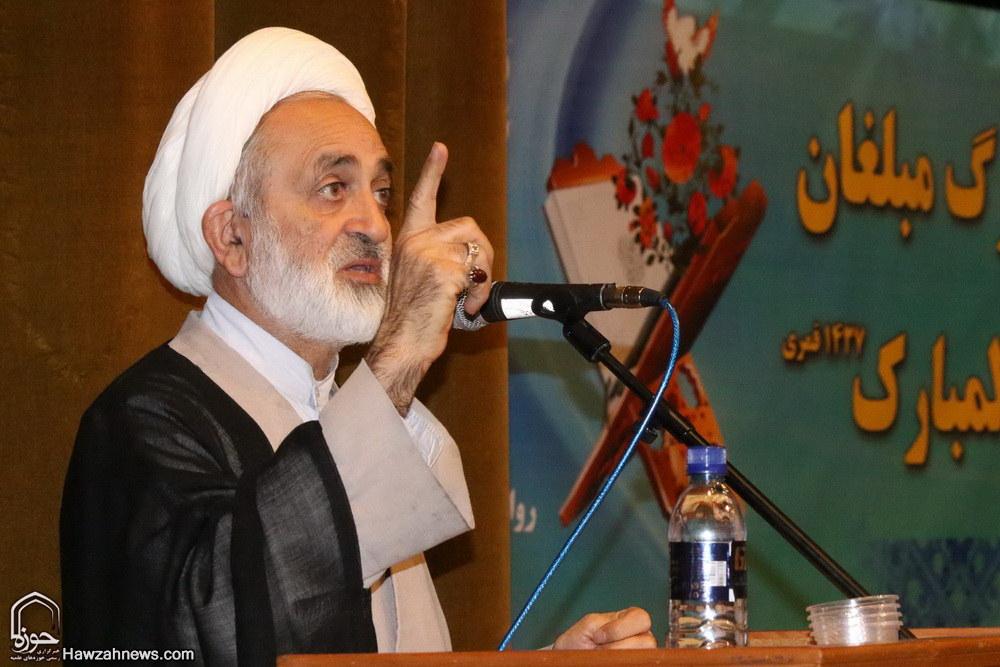 حجت الاسلام والمسلمین احمد سالک