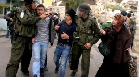 نظامیان اسرائیلی سرپرست جامعه زندانیان فلسطینی را ربودند