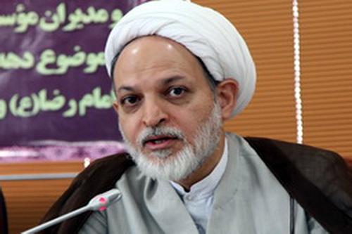 حجت الاسلام و المسلمین هادی مسعودی خمینی