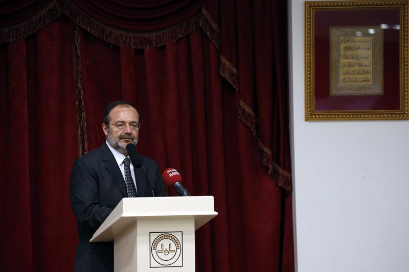 رئیس سازمان دیانت ترکیه
