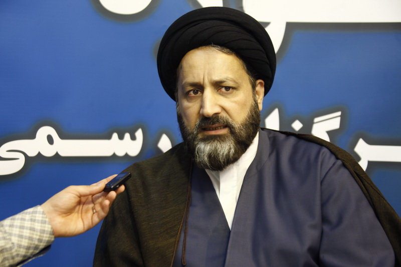 حجت الاسلام و المسلمین سیدحسن طیب حسینی