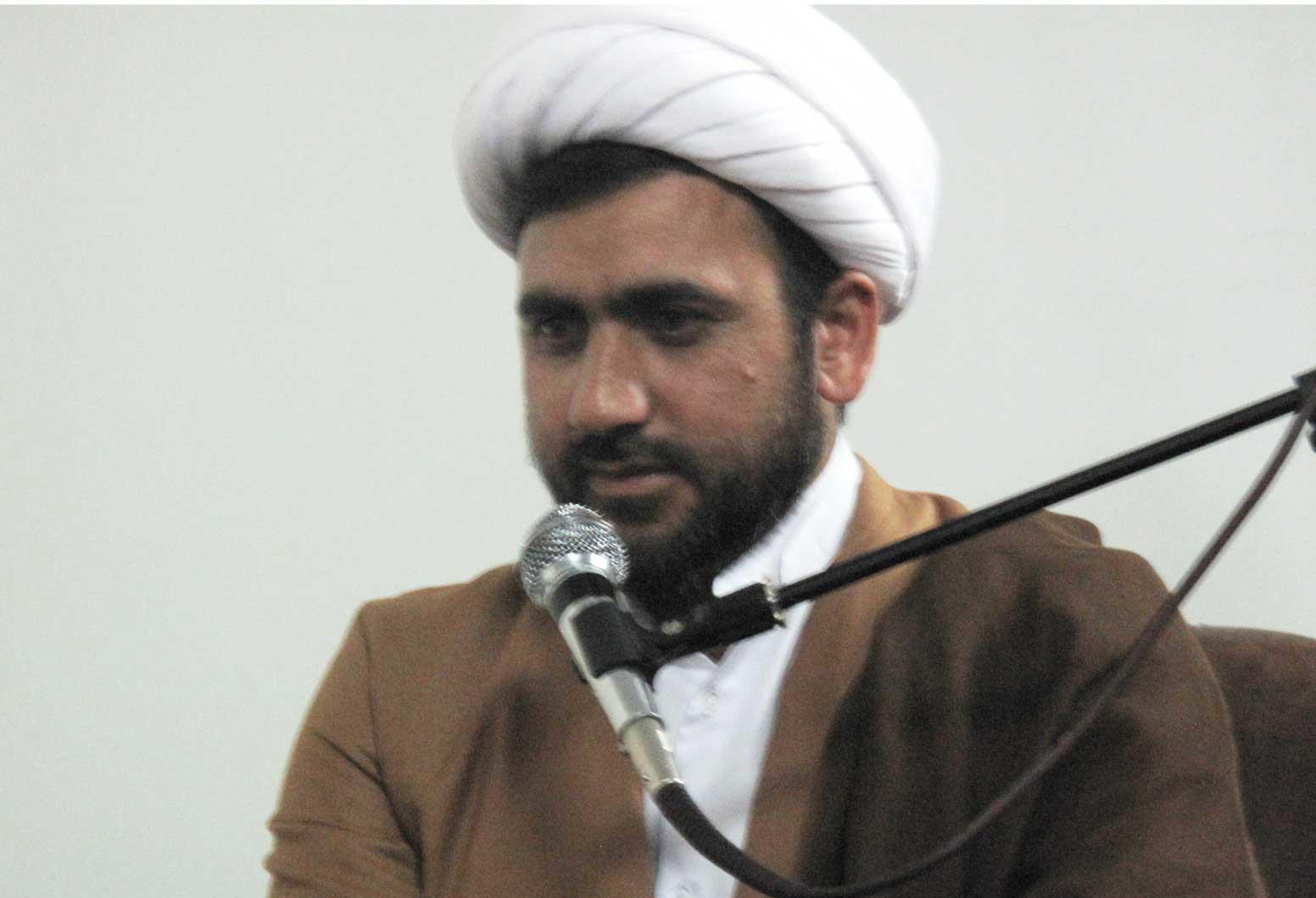 حجت الاسلام حیدر همتی