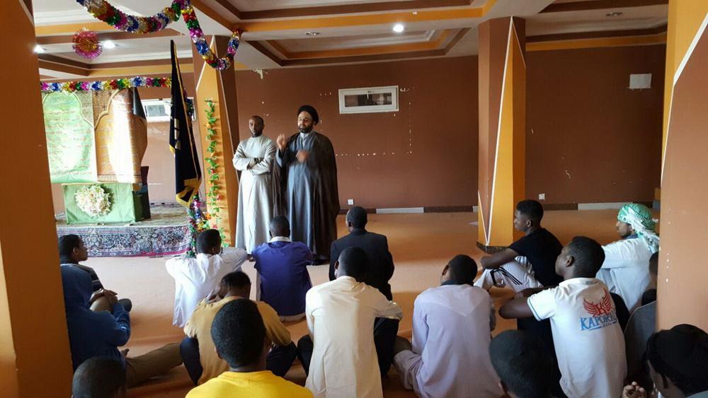 جلسه توجیهی متقاصیان اعتکاف رمضانیه در ماداگاسکار