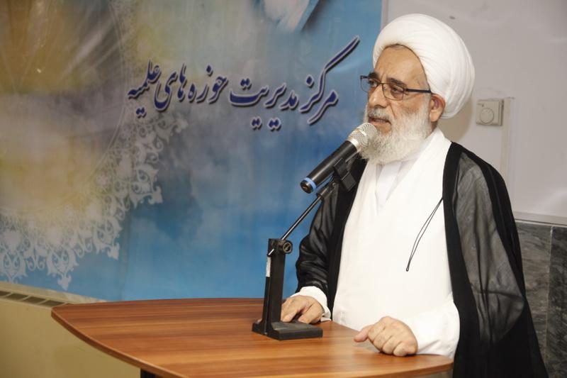 حجت الاسلام احمد فرخ فال