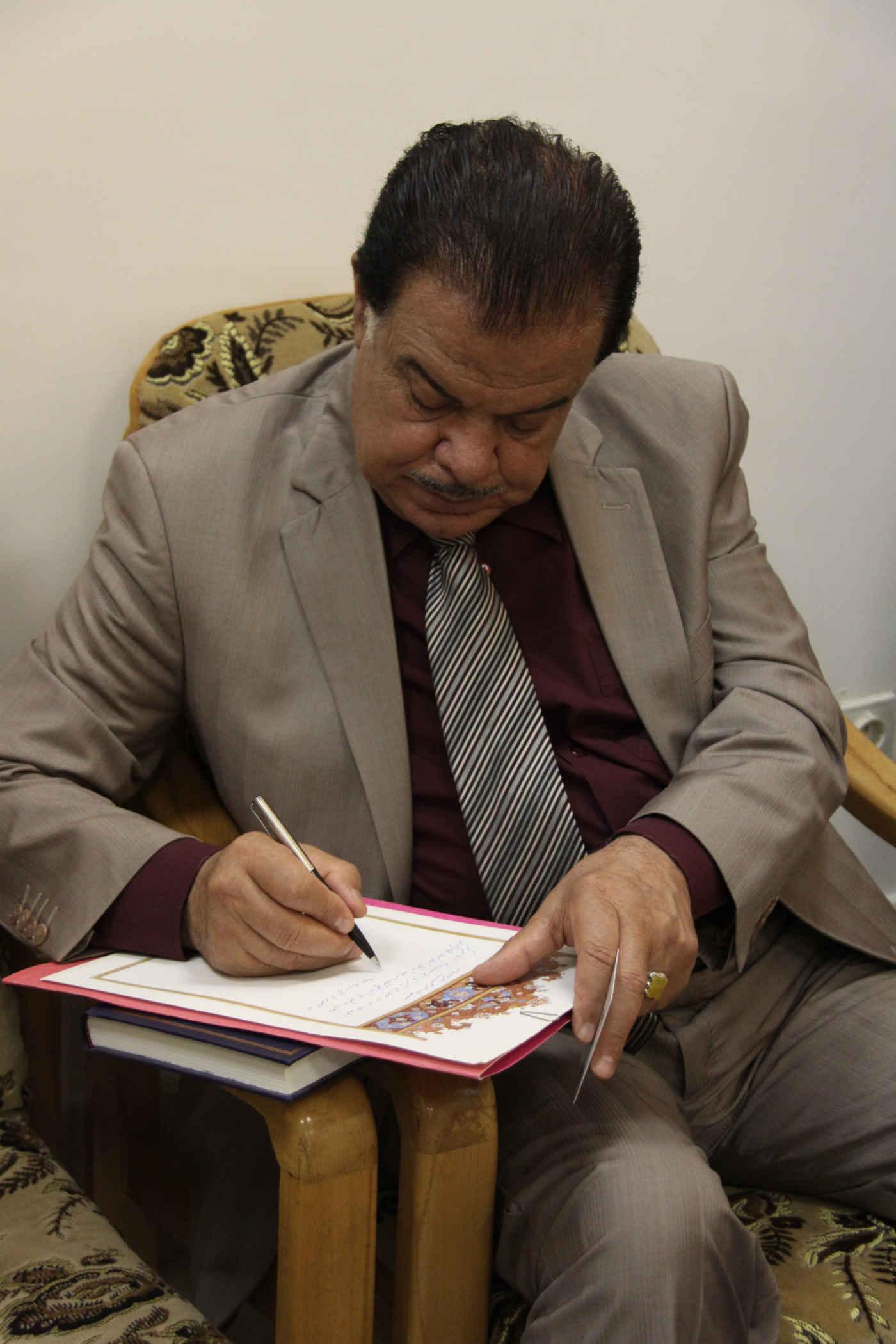 مشاور سابق ملک فهد