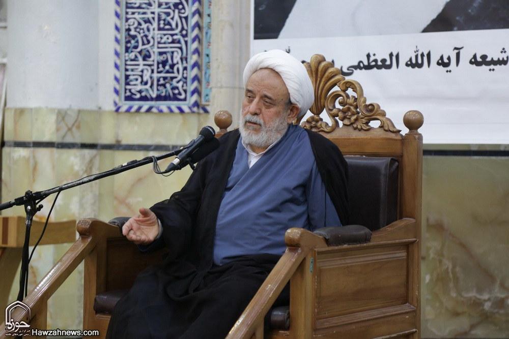 تصاویر/ مراسم بزرگداشت سالگرد ارتحال آیت الله العظمی بروجردی در مسجد اعظم