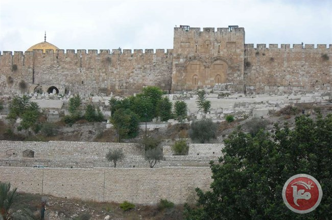 قبرستان باب الرحمه در فلسطین اشغالی