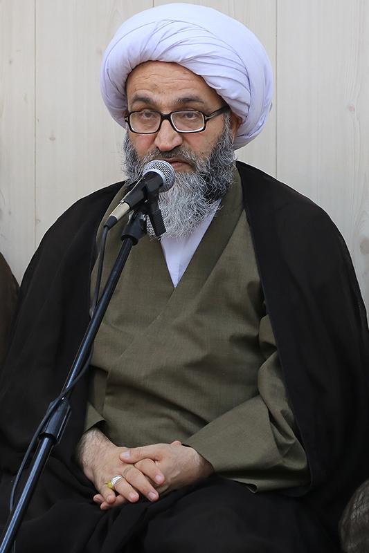 حجت الاسلام و المسلمین حیدری