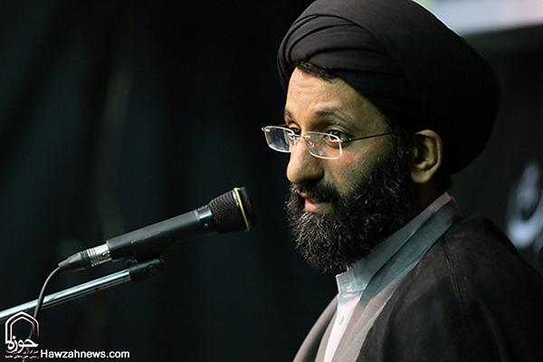 حجت الاسلام موسوی ، استاد حوزه علمیه قم