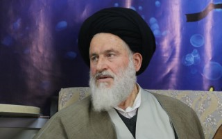 حجت الاسلام و المسلمین سید رحیم توکل