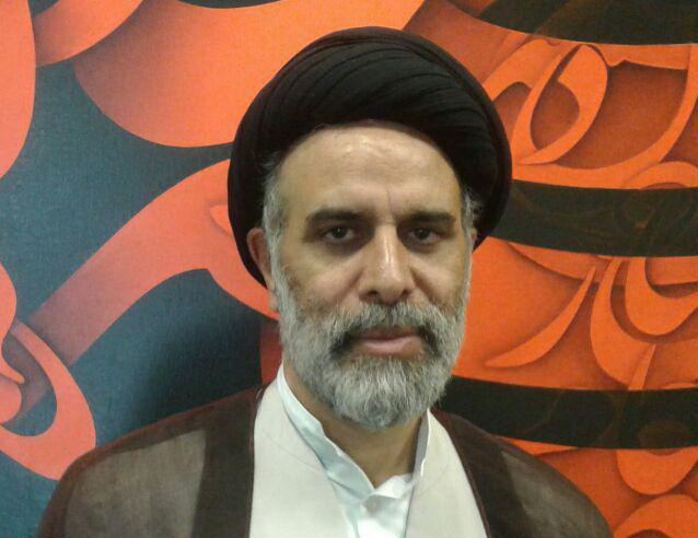 حجت الاسلام سید علی صدر عاملی- مدیر موسسه همراه مدارس اسلامی