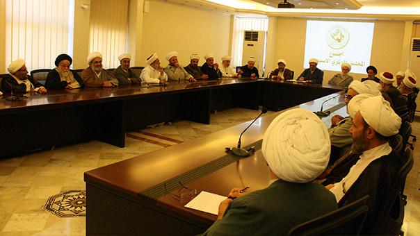 تجمع علمای مسلمین لبنان
