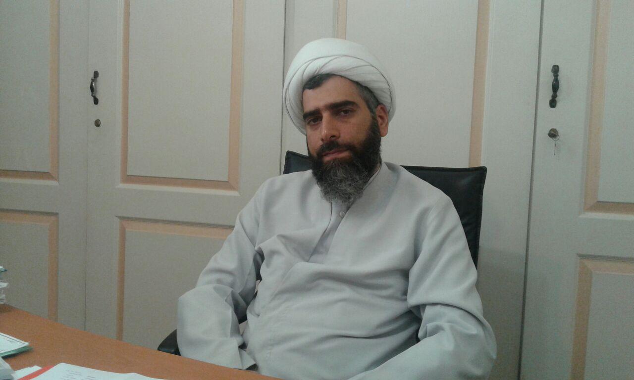 حجت الاسلام محمود درزی- معاون آمار و بررسی حوزه علمیه استان تهران