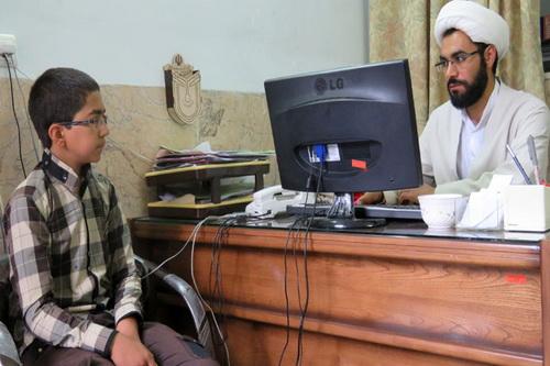 تیزر| پذیرش مدرسه علمیه سفیران هدایت همدان
