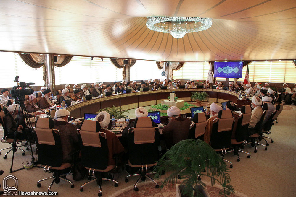 تصاویر/ اجلاس مدیران حوزه های علمیه سراسر کشور در مشهد مقدس