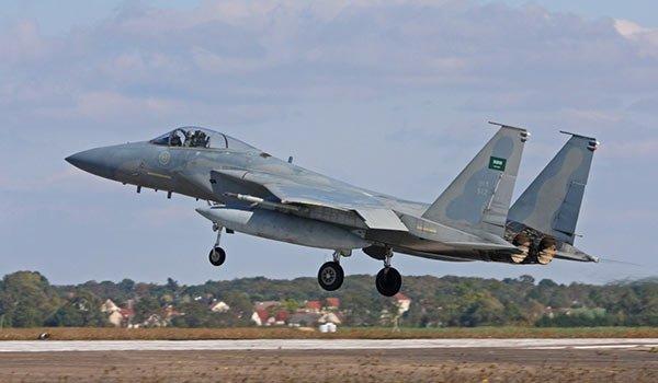 جنگنده های عربستان