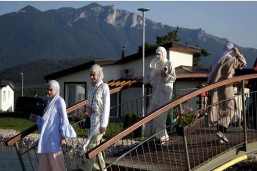 نگرانی مردم بوسنی از مهاجرت وهابی ها