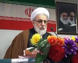 حجت الاسلام محمود مشایخ امام جمعه نوشهر
