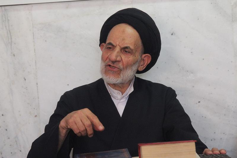 حجت الاسلام والمسلمین سید علیرضا عبادی