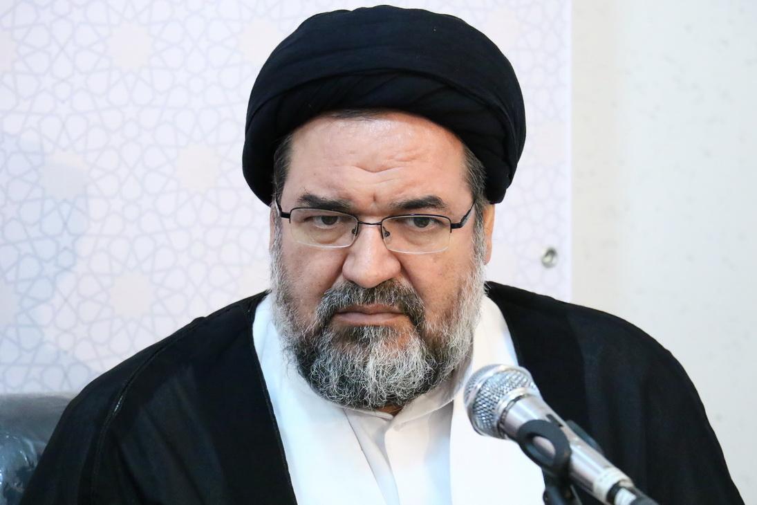 حجت الاسلام والمسلمین سید عباس موسویان