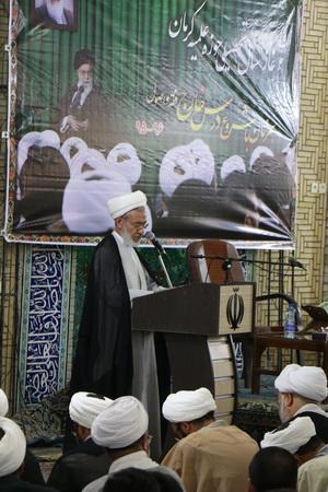 آغاز سال تحصیلی حوزه کرمان