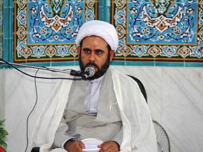 حجت الاسلام رضا خدری مدیر حوزه بوشهر