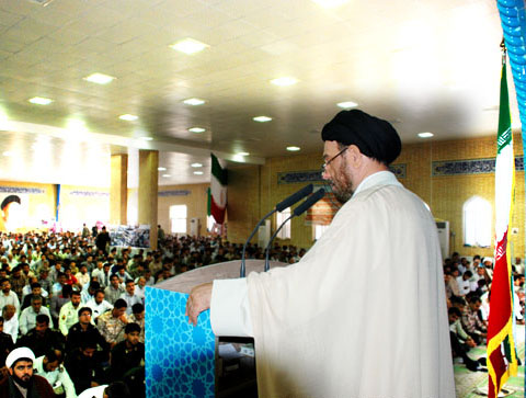 حجت الاسلام سید علی حسینی / دیر