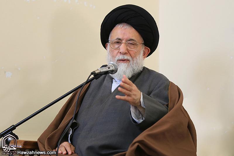 آیت الله شفیعی ، نماینده مردم خوزستان در مجلس خبرگان رهبری