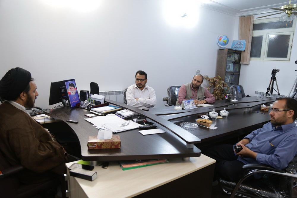 حجت الاسلام و المسلمین سیدجلال رضوی مهر در گفت وگو با خبرگزاری حوزه
