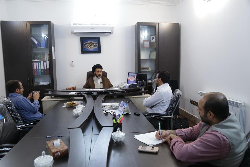 حجت الاسلام و المسلمین سیدجلال رضوی مهر در گفت و گو با خبرگزاری حوزه