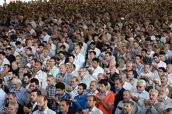 نماز عید قربان تهران