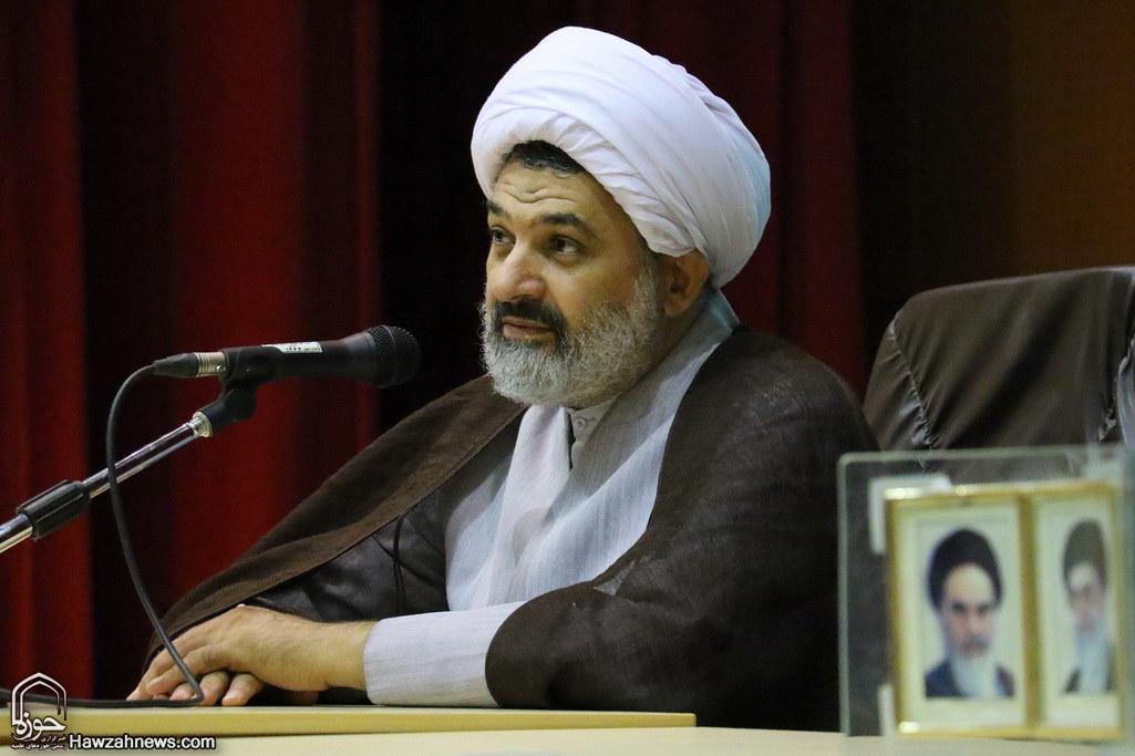 حجتالاسلام والمسلمین عباس اسکندری