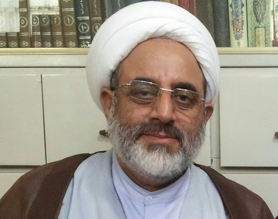 حجت الاسلام علی میناپور-مدیر حوزه علمیه لرستان