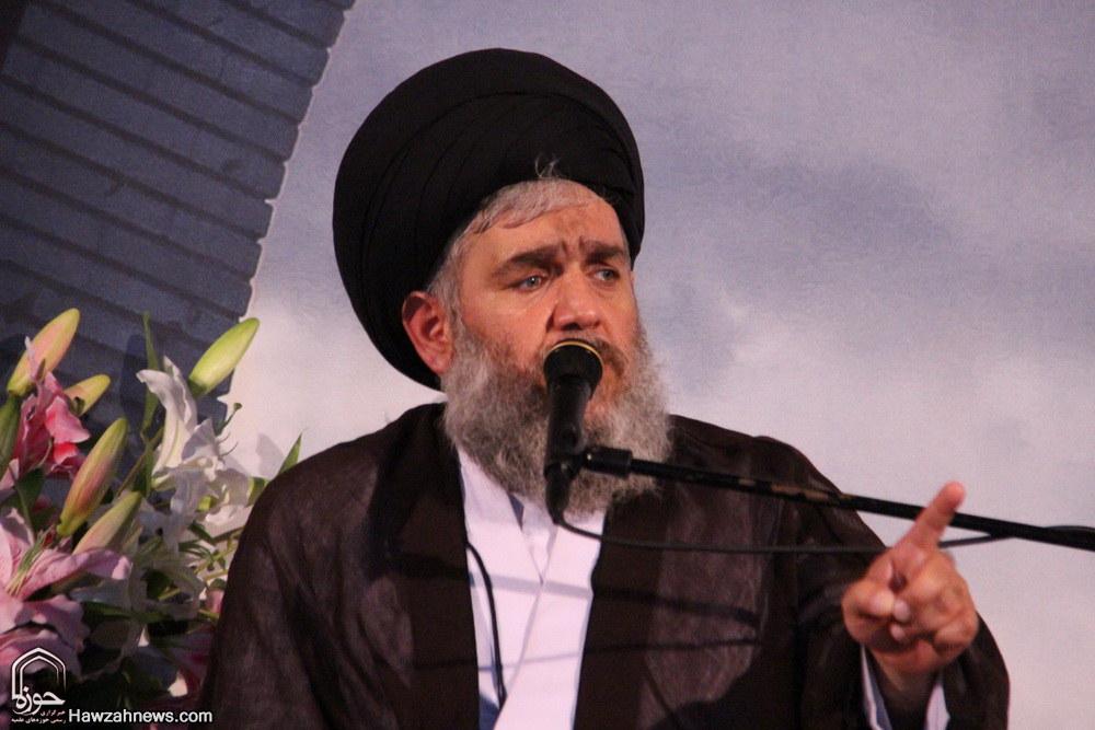 حجت الاسلام و المسلمین سید حسین مومنی