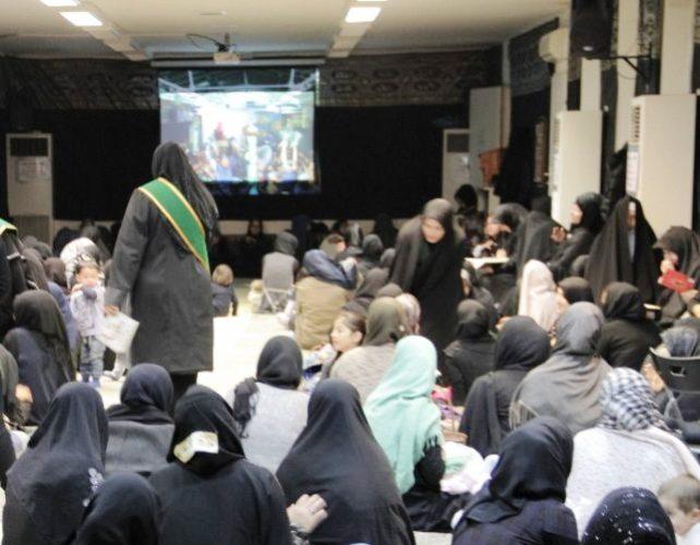 عزاداری حسینی در روز تاسوعا در اتریش
