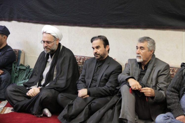 سوگواری عزاداران حسینی در روز تاسوعا در اتریش