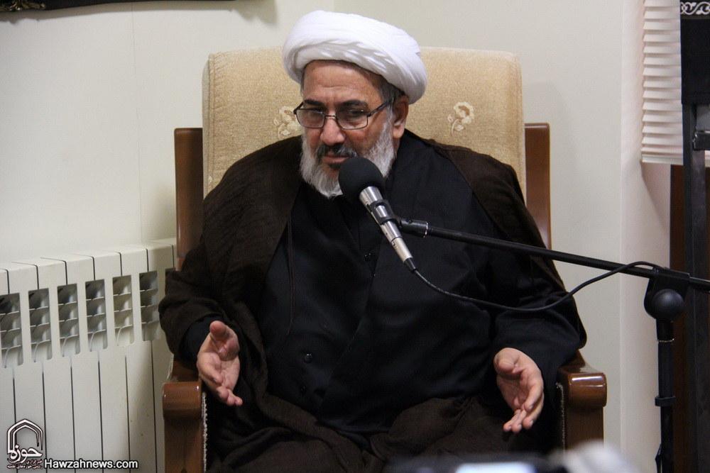 حجت الاسلام والمسلمین  مهدوی راد
