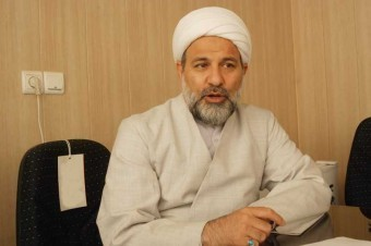 حجت الاسلام منصور فرجی مدیر حوزه کاشان