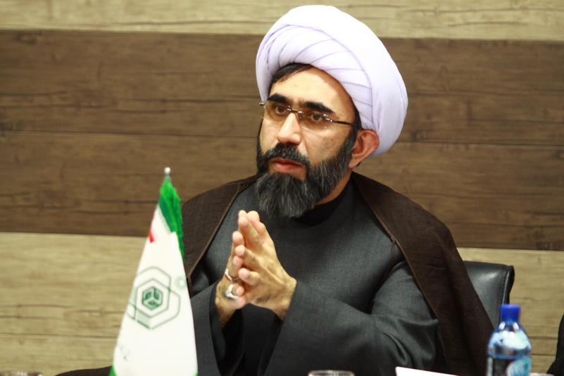 حجتالاسلام والمسلمین احمد شرفخانی