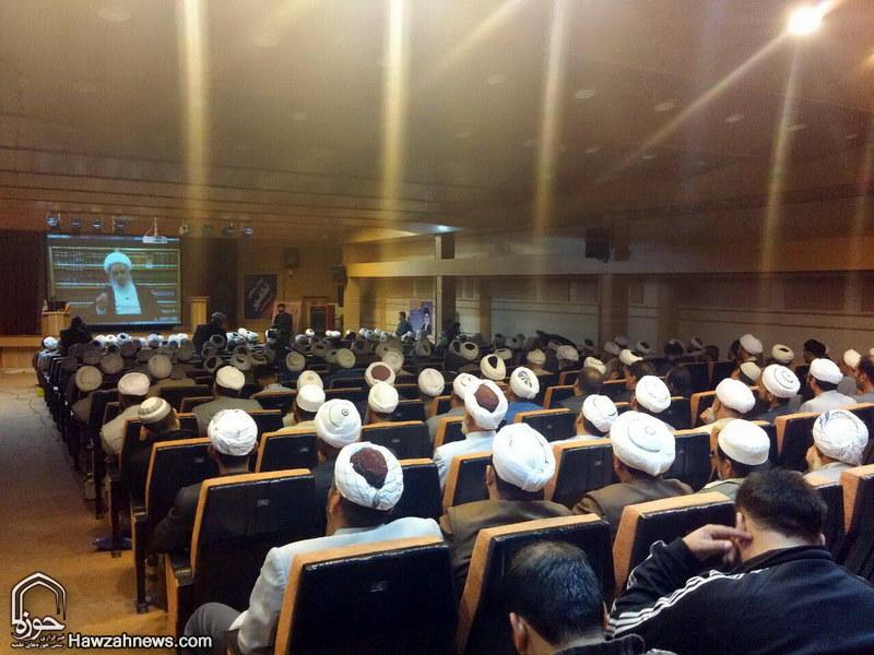 تصاویر/ همایش «پیامدهای تکفیر و مسئولیت علمای اسلام» در گنبدکاووس