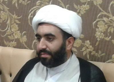 حجت الاسلام محمد جواد گلزار- مدیر موسسه ارتباطات فرهنگی بین الملل