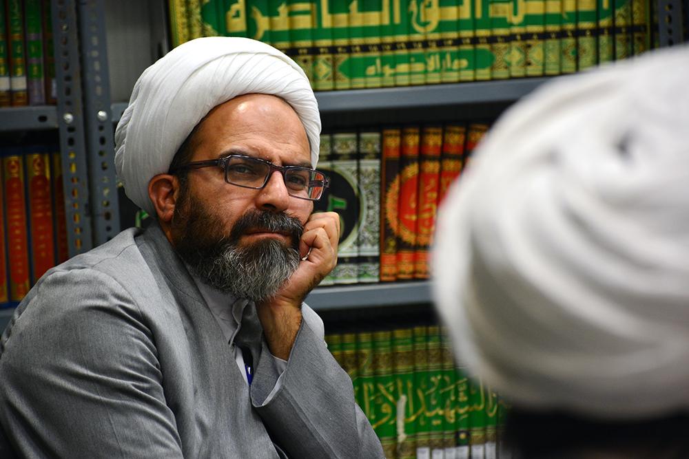 حجت الاسلام و المسلمین حسین علیزاده