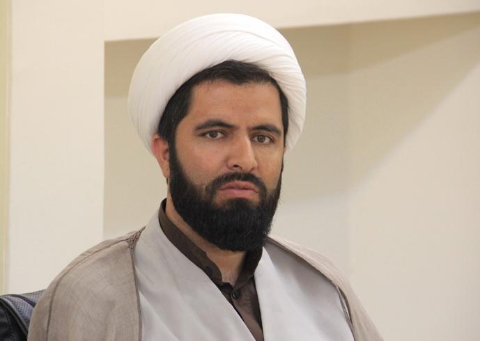 حجت الاسلام والمسلمین سالاری مکی-مدیر حوزه خراسان شمالی