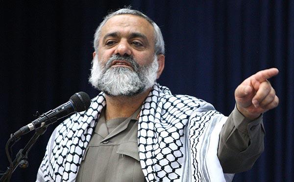 سردار محمدرضا نقدی - رئیس سازمان بسیج مستضعفین