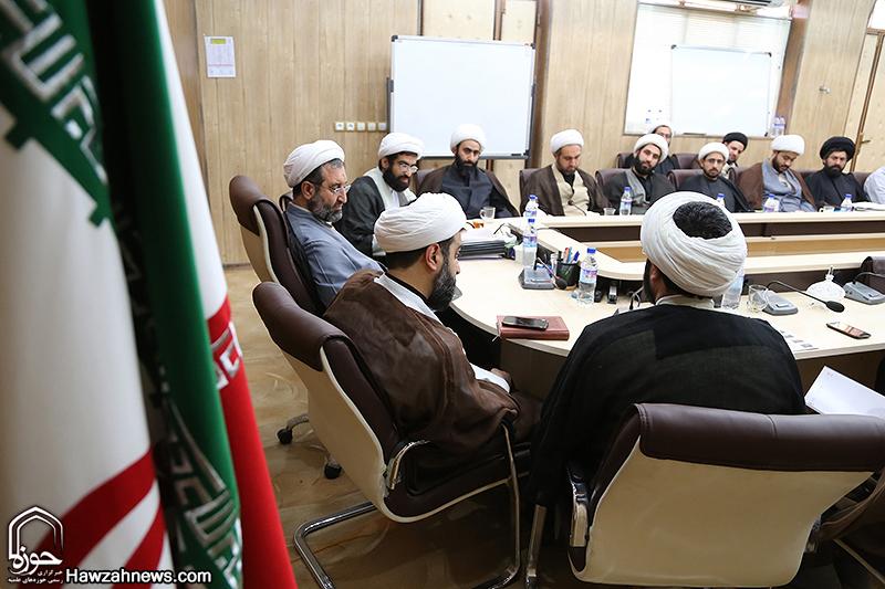 سومین اجلاسیه مدیران مدارس علمیه خوزستان