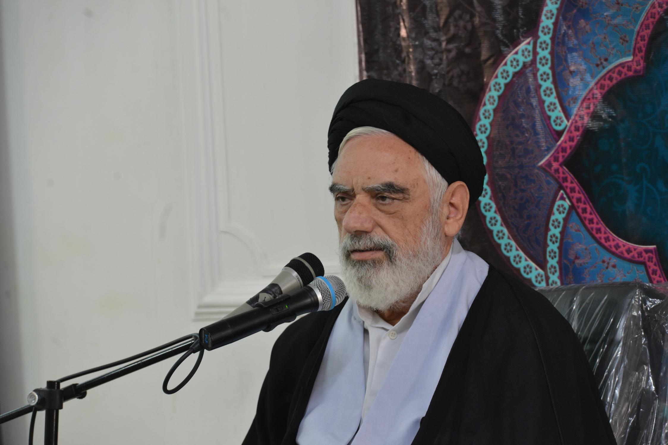 مدير حوزه علميه خراسان